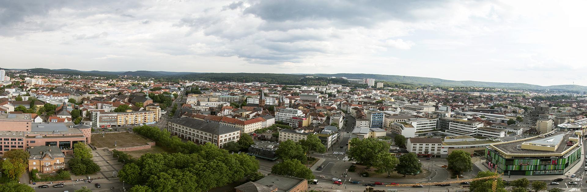 Parken Kaiserslautern