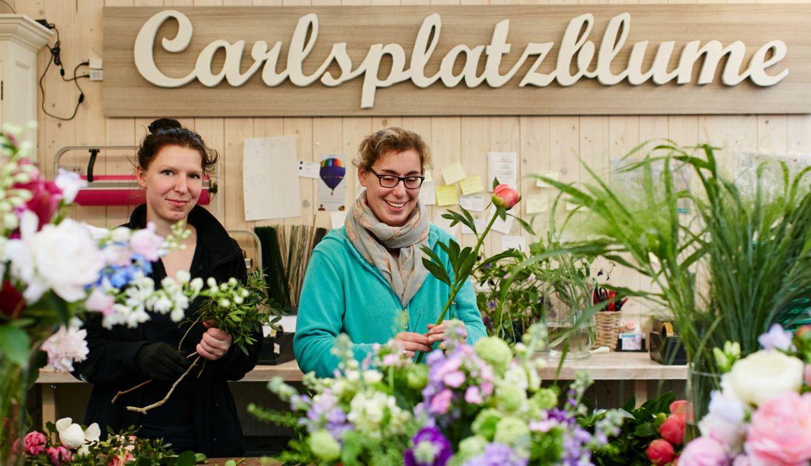 Carlsplatzblume